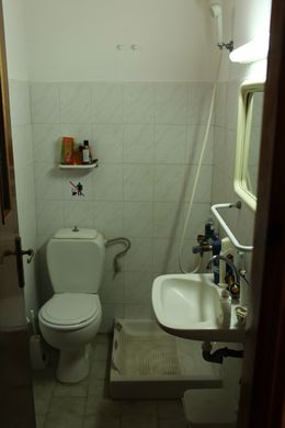 Apartaments 2 - shower & toilet